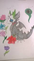 Dragon Anti E Sam Anti by nina12315