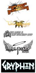 Titles of Screamin Rabbit Studios by thakayne