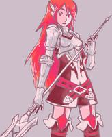 Cordelia - Fire Emblem:Awakening by HitodeKyun