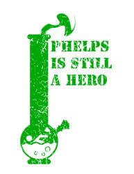 Phelps is still a hero by biotwist