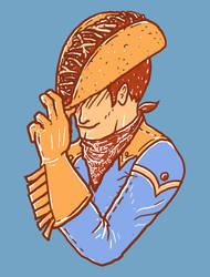 Taco Cowboy by biotwist