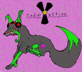 Running radioactive by PinkHare
