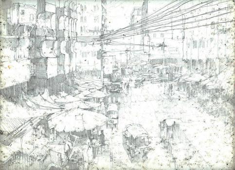 Wororot Market by artbytheo
