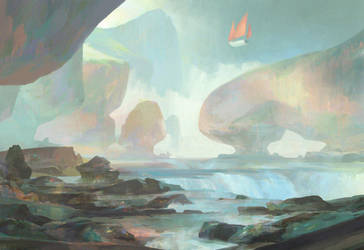 Gorge by artbytheo