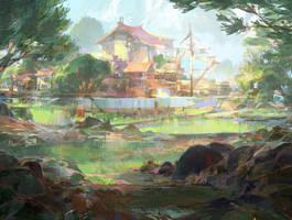 Homestead by artbytheo