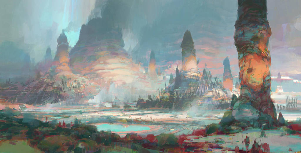 Guild Wars 2 - Southsun Cove by artbytheo