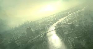 Speedy-City by artbytheo