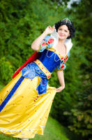 Snow white jewel by Miwako-cosplay