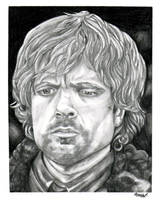 Tyrion Lannister by PDJ004