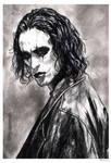 The Crow by PDJ004