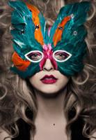 Mask by BeGoOoO