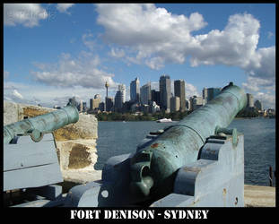 Fort Denison by Peter193