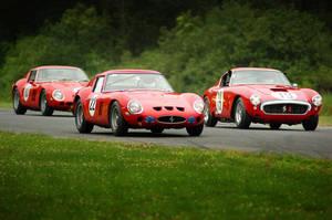 Ferrari's by hirevimaging