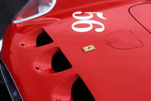 Ferrari GTO by hirevimaging