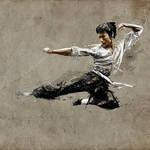 Bruce Lee by neo-innov