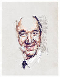 Tim Allen portrait (For Car and Driver Magazine) by neo-innov