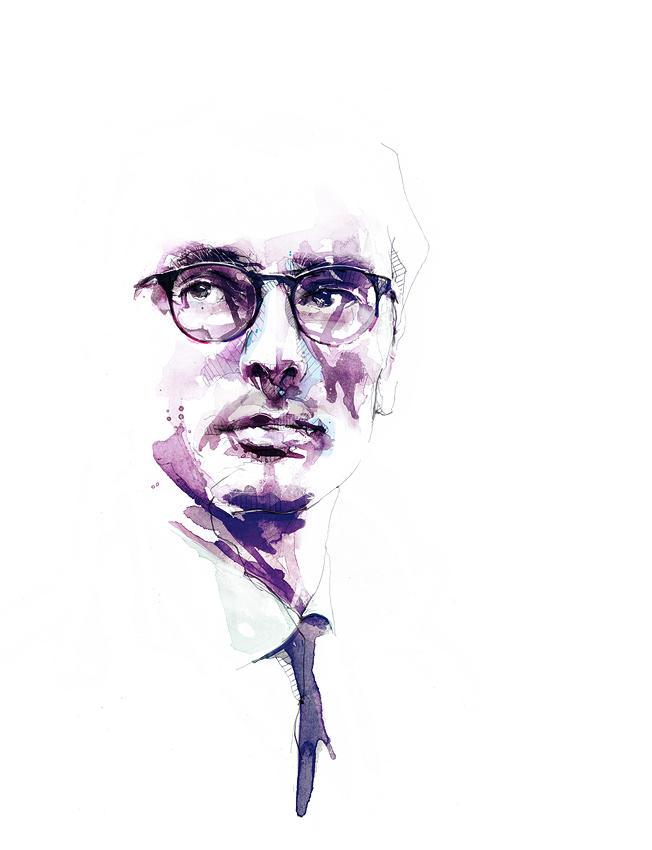 Portrait (Jules) by neo-innov