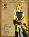 Pokimono: Daichi by BottledWishes