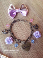 + Romantic bracelet + by SaraFabrizi