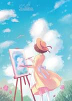 + The Wind Rises + by SaraFabrizi
