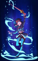 Sailor Mercury by Diaff