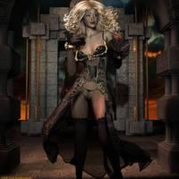 Abracadabra Part 11 by faegatekeeper