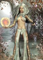 Silver Magic by faegatekeeper