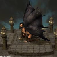 Fairy of Dusk by faegatekeeper