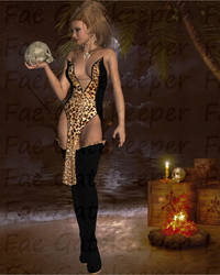 Skull Island by faegatekeeper