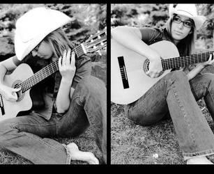 Chantes pour moi. by MerylOu