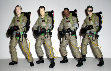 Ghostbusters by CyberDrone2-0