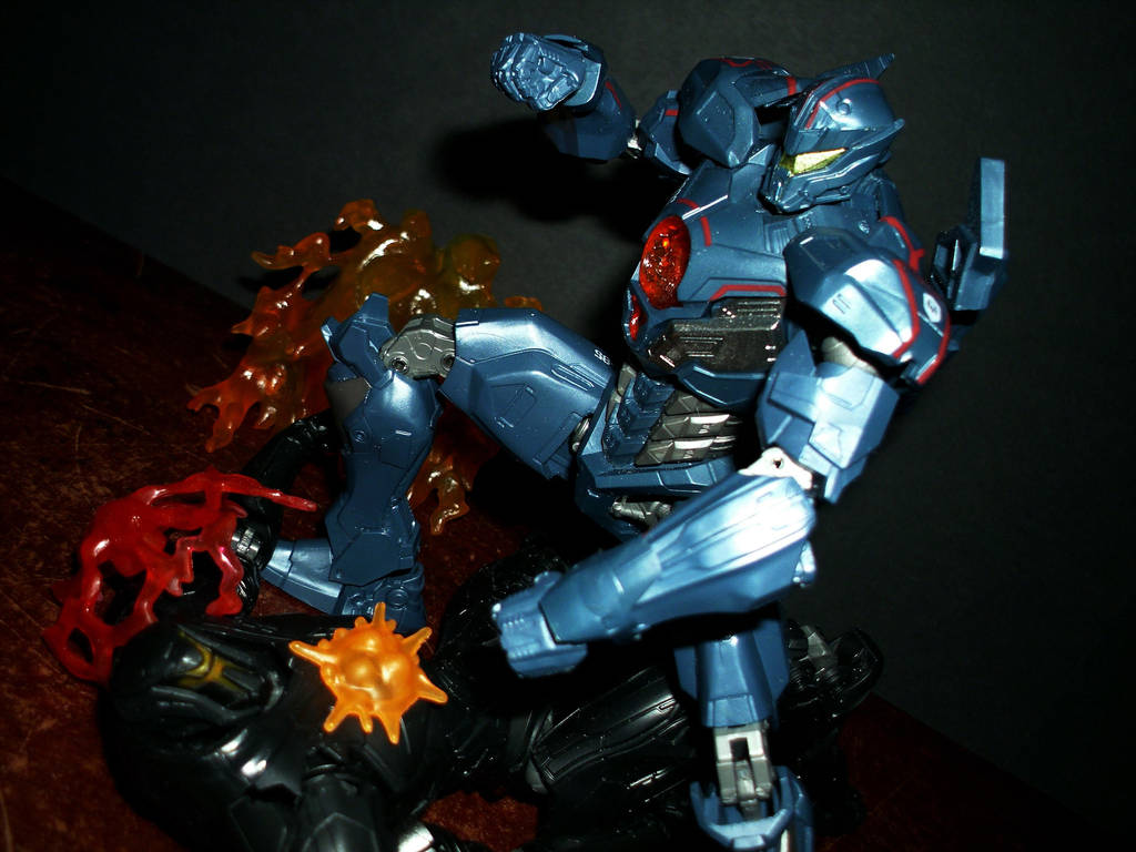 Pacific Rim Gipsy Avenger Vs Obsidian Fury By Cyberdrone2 0 On