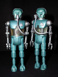 Star Wars - 2-1B Medical Droids by CyberDrone2-0