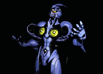 Guyver Mega Smashers by CyberDrone2-0