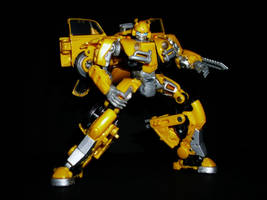 Transformers - Studio Series Bumblebee by CyberDrone2-0
