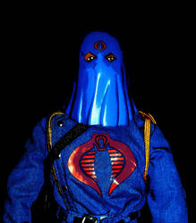 Cobra Commander by CyberDrone2-0