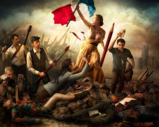 Liberte d'Expression by gyaban