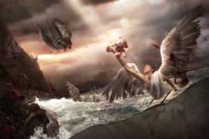La Baie des Anges by gyaban