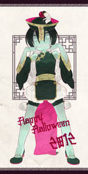 Halloween Toph by knknknk