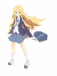 Mugi-chan by jinternet