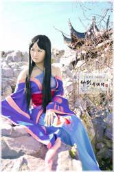 Liu Meng-Li by ariacosplays