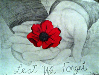 Remembrance Day Sketch by Casey3030