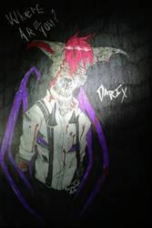 Darix in the Darkness by RainWolf-DarkRaven