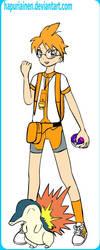 OTC - Fire Trainer by grifkuba