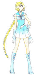 Sailor White Dragon by fifi-fu