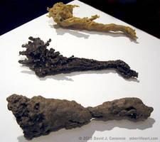 Elements: Skin, Metal, Stone by SatchelMarr