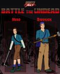 SJ - Battle the Undead - pt.1 by matsunoki