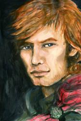 Jamie Fraser by Emmillustrate