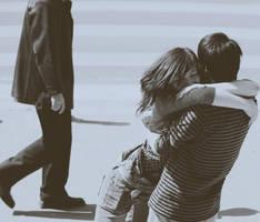 best hug ever by m1kikey