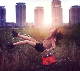 Fly with me by m1kikey